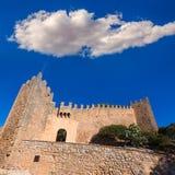 Majorca Capdepera Castle Castell in Mallorca Stock Image