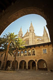 Majorca Cathedral Royalty Free Stock Image