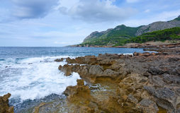 Majorca coast Stock Images