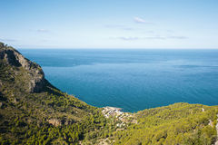 Majorca coast Royalty Free Stock Image