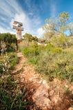 Majorca de pedra do memorial da estátua Imagens de Stock Royalty Free