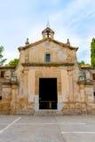 Majorca esglesia del Calvari church Pollenca Pollensa Stock Images