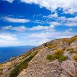 Majorca Formentor Cape in Mallorca Balearic island Stock Photo