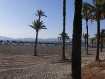 El Arenal, Illa de Mallorca. This is Majorca Island, Spain. El Arenal Stock Photos