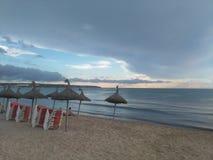 El Arenal, Illa de Mallorca. This is Majorca Island, Spain. El Arenal Royalty Free Stock Photography