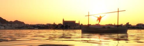 Majorca katedra Fotografia Royalty Free