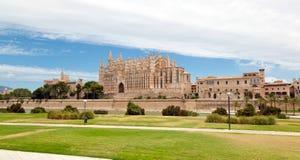 Majorca La seu Cathedral Royalty Free Stock Image
