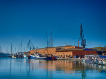 Majorca Marina Stock Photos