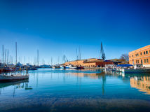 Majorca Marina Stock Photo