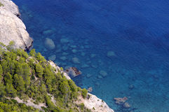 Majorca / Mediterranean Bay Stock Photography