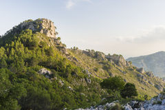 Majorca mountain Stock Photos