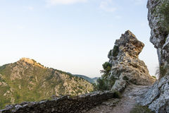 Majorca mountain Stock Photography