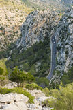 Majorca mountain Royalty Free Stock Image