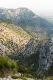 Majorca mountain Royalty Free Stock Photo