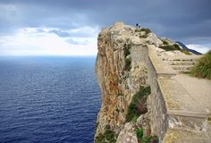 Majorca Northern Stock Image