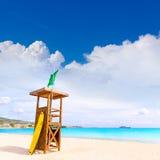Majorca Platja Palmanova beach in Calvia Bol Teules Stock Photography