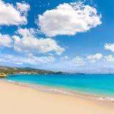 Majorca Platja Palmanova beach Son Maties Mallorca Royalty Free Stock Photo
