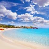 Majorca Platja Palmanova Portonovo beach Stock Photography