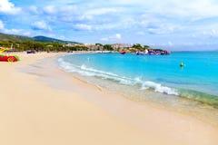 Majorca Platja Palmanova Portonovo beach Stock Image