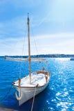 Majorca Porto Colom Felanitx port in mallorca Royalty Free Stock Photos