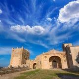 Majorca Puig de Maria PollencaSanctuary Mallorca Royalty Free Stock Photos