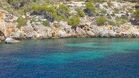 Majorca shore Stock Photo