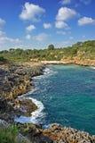 Majorca Southern Coast royalty free stock photos