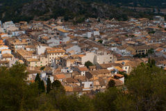 Majorcan village Stock Photos
