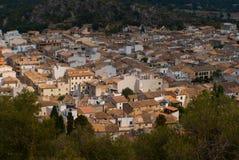 Majorcan village Stock Photos