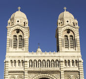 Majore Cathedral, Marseille Royalty Free Stock Photos