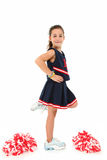 Majorette adorable photo stock