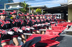 Majorettes Stock Photos