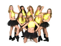 Majorettes Photos stock