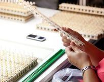Majorica den Manacor fabriken shoppar fotografering för bildbyråer