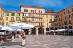 Majorque, Majorca, Îles Baléares, Espagne Images libres de droits