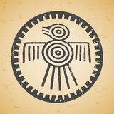 Majowie ptak Zdjęcie Royalty Free