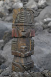 Majowie statua Obraz Royalty Free