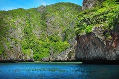 Majowie Zatoka Obraz Royalty Free