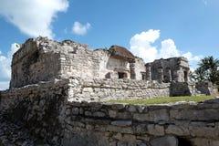 Majska ruina Tulum, Meksyk Obrazy Royalty Free