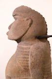 Majska rzeźba znajdująca w Costa Rica Zdjęcie Royalty Free