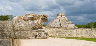 majskie ruin Obrazy Stock