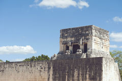 Majskie ruiny Zdjęcie Stock