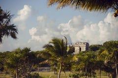 Majskie ruiny Fotografia Stock