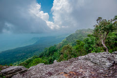 Mak Dook Cliff Royalty Free Stock Images