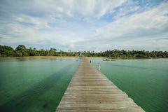 Mak island Koh Mak Trat Thailand. Beautiful island at Trat Thailand Royalty Free Stock Images