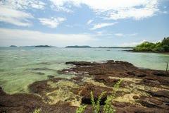 Mak island Koh Mak Trat Thailand. Beautiful island at Trat Thailand Stock Photos