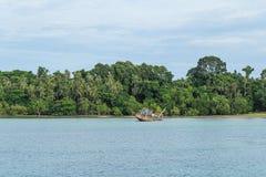 Mak island Koh Mak Trat Thailand Royalty Free Stock Photo