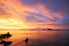 Mak island Koh Mak Trat Thailand. Beautiful island at Trat Thailand Royalty Free Stock Photography
