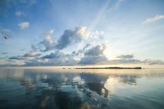 Mak island Koh Mak Trat Thailand. Beautiful tropical island at Trat Thailand Royalty Free Stock Image