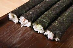 mak sushi Zdjęcia Royalty Free